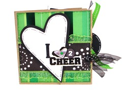 Cheer Scrapbook 1