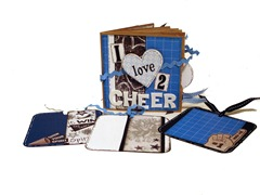 Cheerleading Blue 7