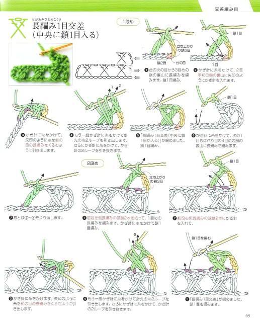 Những mũi MÓC (3) Crochet62