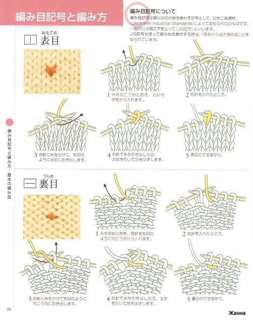 Giáo trình Đan - Knitting (1) 026