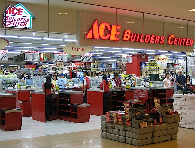 Ace Builders Center