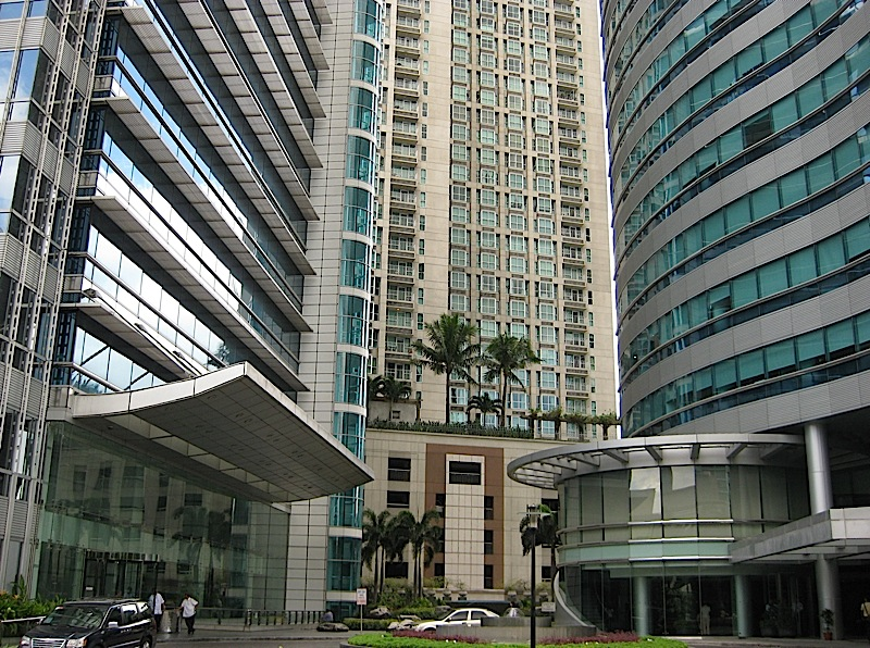 Nestlé Philippines, The Manansala and PHINMA Plaza