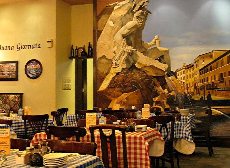 Italianni's at Bonifacio High Street