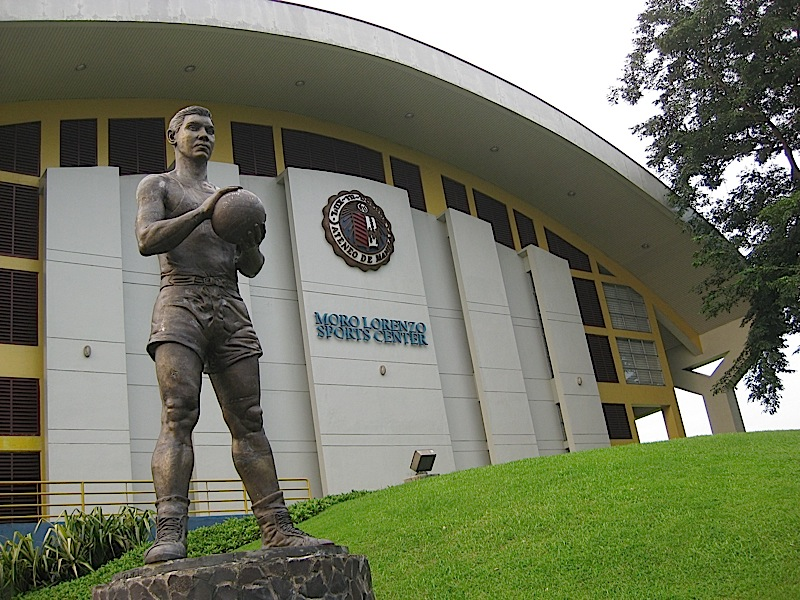 Moro Lorenzo Sports Center