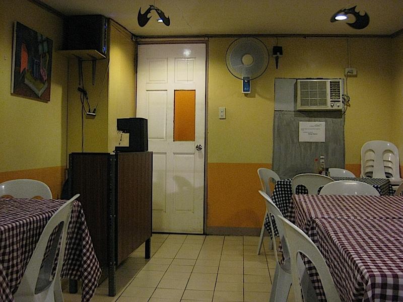Friuli Trattoria's second floor