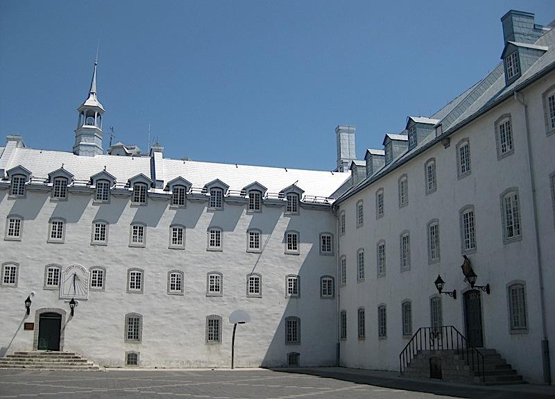 Séminaire de Québec, Quebec City