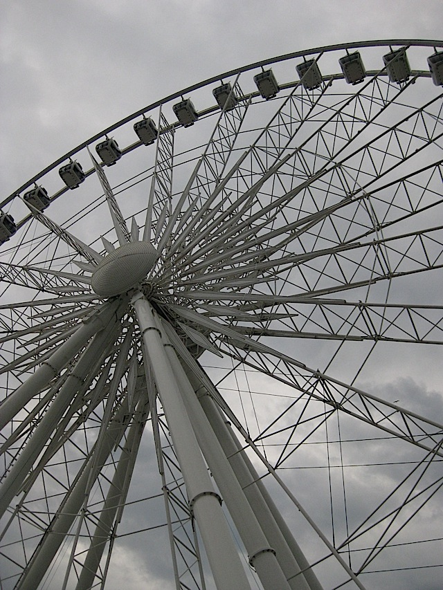 the SkyWheel at Niagara Falls