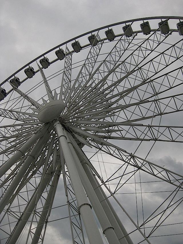 the SkyWheel at Niagara Falls