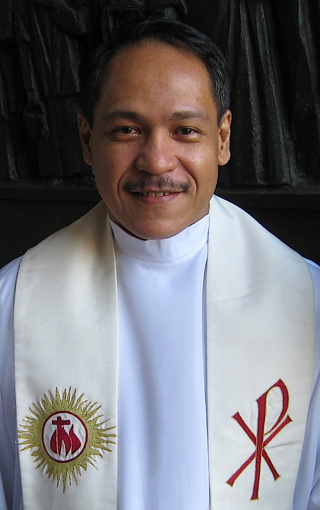 Fr. Jose Cecilio J. Magadia, SJ, Provincial Superior of the Society of Jesus in the Philippines