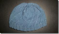 Twist Baby Hat