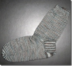 Lornas Laces - Pullman - Basic Sock 1
