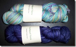 Turtlepurl Softshell Turtle Toes Yarn