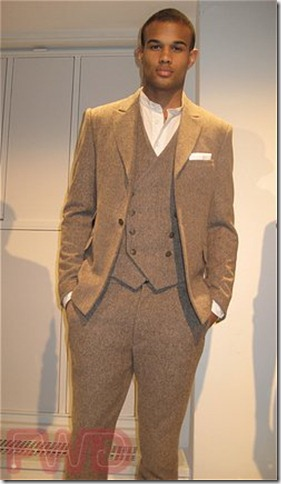 Best New Menswear Designers in America Fall 2008 Collection, NY