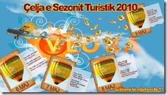 Celja e Sezonit Turistik 2010