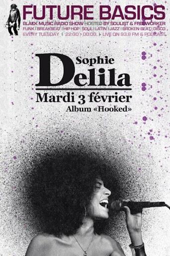 Sophie Delila @Future Basic Radio Show
