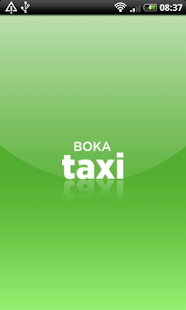 Boka taxi - screenshot
