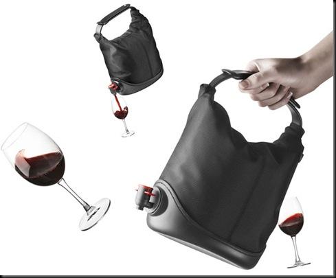 Baggy-Winecoat