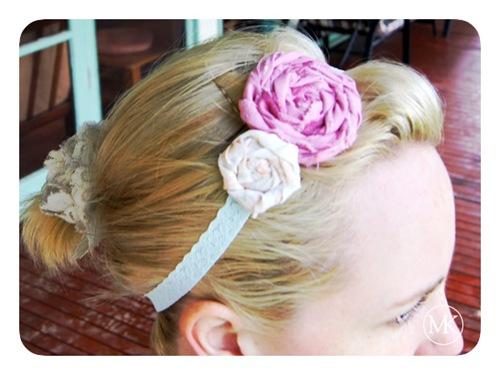flower headbands 10