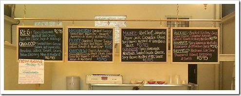 deli menu