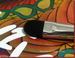 marionnaud n 35 yeux eye shadow brush head, by bitsandtreats