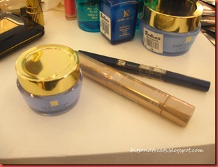 estee lauder liquid concealer and eyeliner, by bitsandtreats