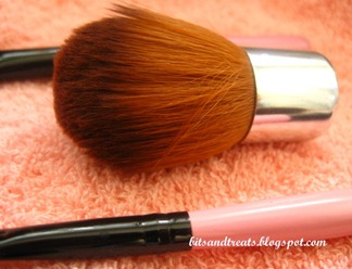 dried ellana baby buki brush, by bitsandtreats