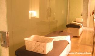 scrub room at qi, by bitsandtreats