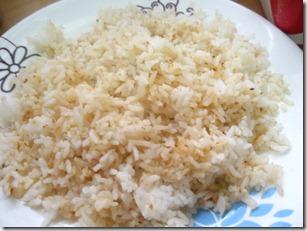 magic sarap fried rice, by 240baon