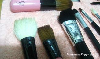 asstd brushes after washing 2, by bitsandtreats