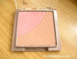revlon beyond natural blus and bronzer in pink rose, by bitsandtreats