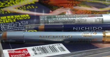 nichido girls night out eye liners, by bitsandtreats