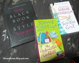 assorted books, by bitsandtreats