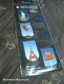 themed bookmarks, by bitsandtreats