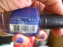 TFS BL602 polish, by bitsandtreats