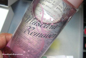etude house mascara remover, by bitsandtreats