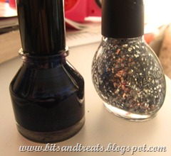 tfs BL604 and nicole by OPI justin bieber make u smile, by bitsandtreats