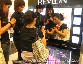 revlon event, by bitsandtreats