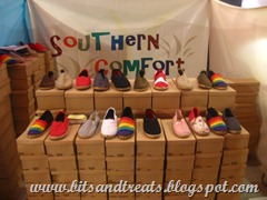 southern comfort shoes, by bitsandtreats