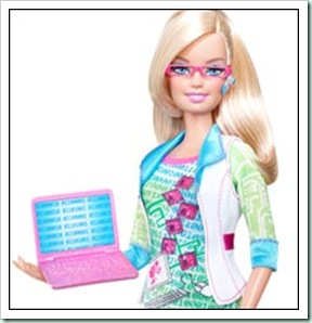 tech support barbie