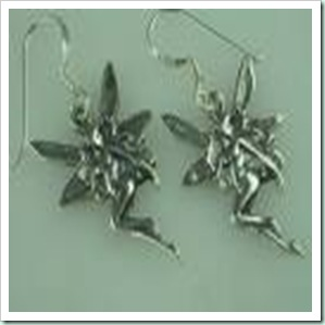 tinkerbell earrings