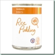 basic rice pud