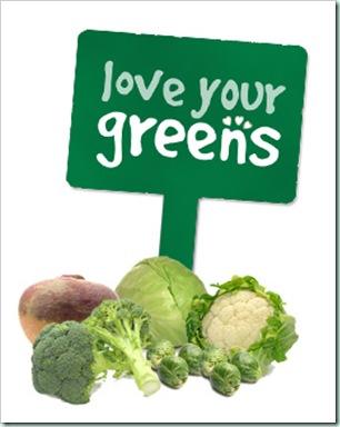 love greens