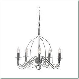 gospel chandelier