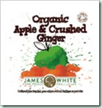j white ginger and apple