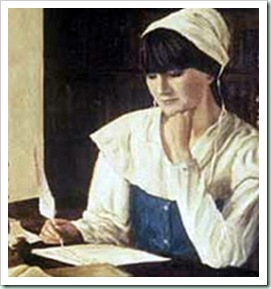 anne bradstreet 7 In the author to her book, bradstreet is inundated in indecision and internal struggles over the virtues and shortfalls of her abilities and the.