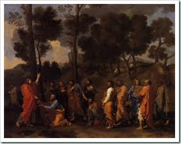 poussin ordination belvoir