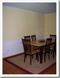 cornmeal room