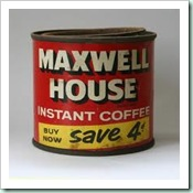 1960s coffee