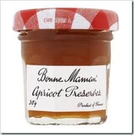 bm apricot jam