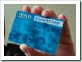 tesco moneycard